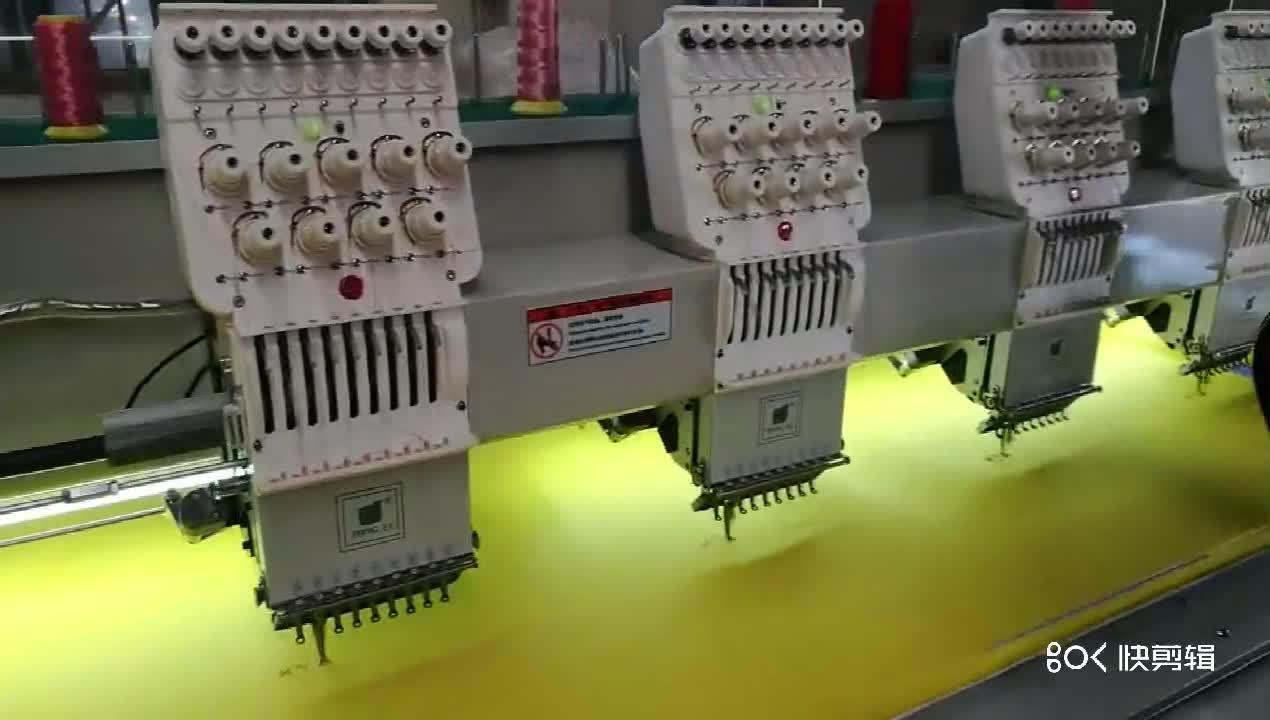 De automatische Machine van het Borduurwerk van de Hoge snelheid