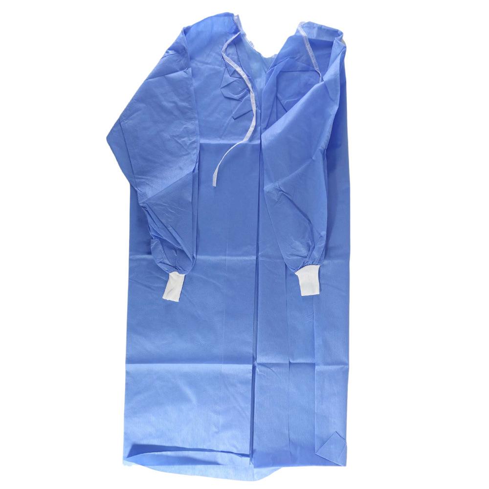 Huicheng teatro de operaciones quirúrgicas desechables batas SMS Nonwoven PP Aislamiento