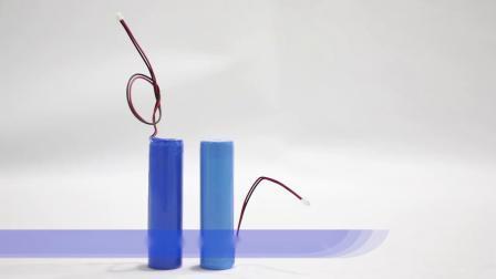 Hersteller Custom 18650 wiederaufladbare Lithium-Ionen 3200mAh Haar Trimmer Akku