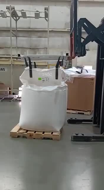 Contenedor flexible Super sacos Big Bag Maxisacos de la ONU en el Perú, Chile, Brasil