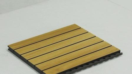 China Hersteller Music Hall Schallisolierung Holz Akustikpaneel
