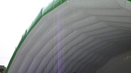 音楽コンサートの膨張式空気屋根の段階カバー