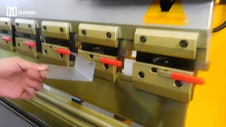 Hydraulische drukrem DRP-4025 met eenvoudige Edun E21 NC