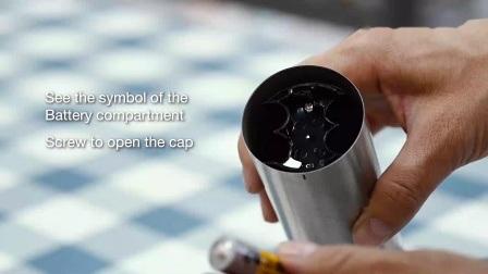 مطحنة مطحنة كهربائية متينة من الفولاذ المقاوم للصدأ والتغذي مطحنة فلفل كهربائية مخصصة