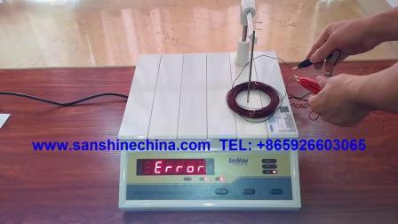 Transformator Wicklungsdrehtester Transformator Tester (SS108-X)