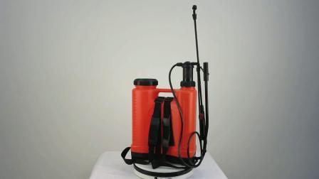 20L mochila/Mochila Pressão Manual do Cilindro de latão Pulverizador (SX-LC20U-A)