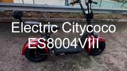 Модной улицы мобильности правовой взрослых 1200W 1500W электрический Скутер