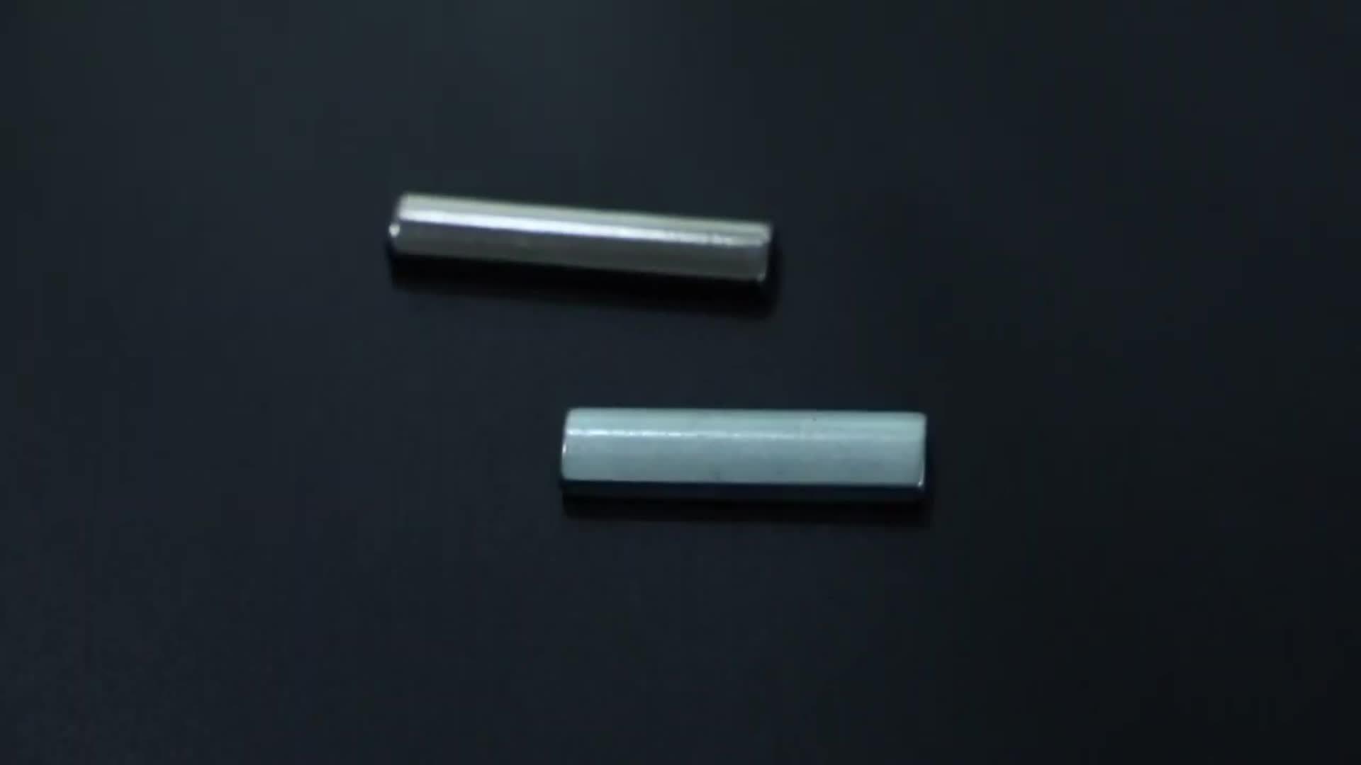 Magnete NdFeB ad arco sinterizzato resistente