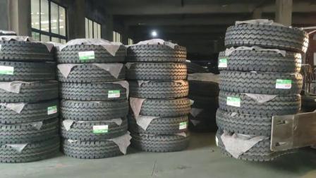 China berühmte Marke Alle Stahl Radial Tubless TBR LKW & Busreifen