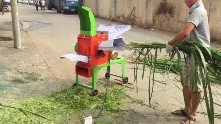 농업 기계 690 곡물 슈레더 콘 실라지, 채프 커터 제작 기계