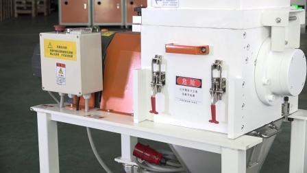De sterke Industriële Maalmachine van de Snijder van de Klauw van de Ontvezelmachine van het Afval van pvc van het Huisdier pp van de Kracht van de Klauw van de Fles van het Recycling van de Band van de Strook Plastic Harde Stijve Plastic Kringloop Kleine
