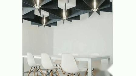 Polyester-Faser kreative Lampenabdeckung für Haushalt und Unternehmen