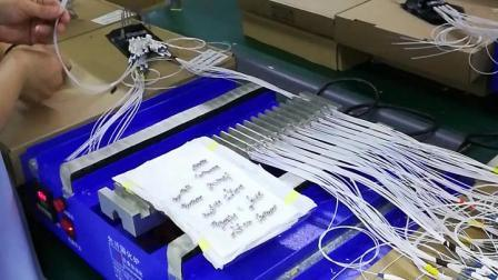 100 ГГЦ 40CH DWDM Athermal разбросанных волновода скрип модуля