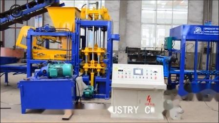 Qt5-15 Bloc de construction de machine à fabriquer des briques de béton pour la vente de la machine