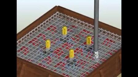Qtz50 ( 5010 ) 4 トンセルフアーレクショントップレス建設タワークレーン