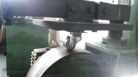 2 polegadas de mamona Giratório de Ferro Fundido com 120kg de capacidade de carga