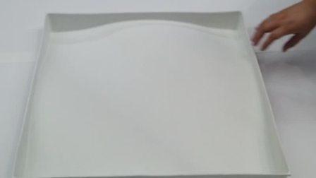 Dekorative Wandverkleidungen Polyester-Faser-Akustikpanel