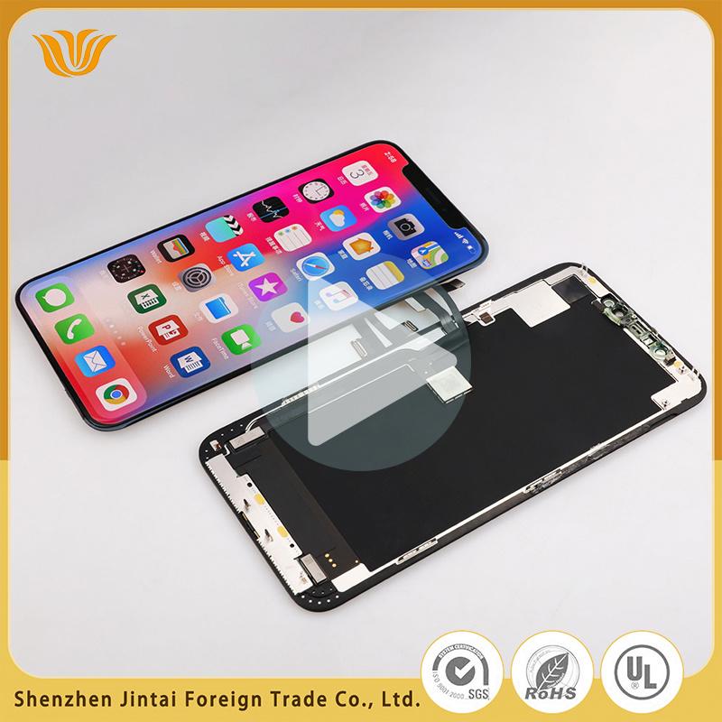 Aangepast OLED LCD-aanraakscherm voor iPhone