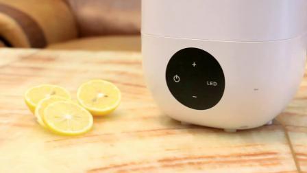 Umidificatore freddo caldo costante ultrasonico astuto di umidità della foschia di WiFi con la funzione di sterilizzazione UV