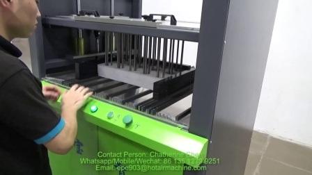 EPE XPE PPE EPS máquina de sucata de resíduos de espuma de EVA com certificado CE