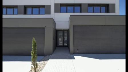 Норвежский роскошь легких стальных сборные дома сегменте панельного домостроения домов