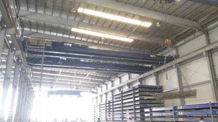高品質天井クレーン橋クレーン 20 トン天井クレーン