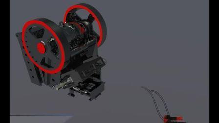 [50-500تف] [هي فّيسنسي] حجارة [جو كروشر] آلة لأنّ عمليّة بيع