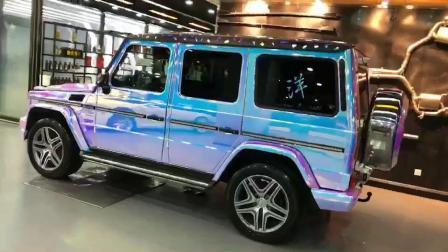 Красочные Rainbow наружного зеркала заднего вида хромированные оттенок кузове виниловая пленка устройства обвязки сеткой