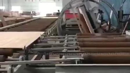 باب خشبي/أرضية/لوحة مطبخ ماكينة تغيير مواقع خطوط الإنتاج