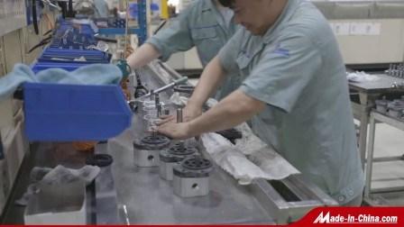 Ripartitore Di Flusso Del Motorino Dell'Ingranaggio Idraulico