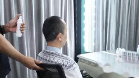 La pérdida del cabello tratamiento contra la pérdida del cabello el champú de pulverización de crecimiento del cabello