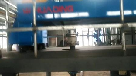 Decanter centrifuge voor de scheiding van eetbare olie horizontale spiraalcentrifuge