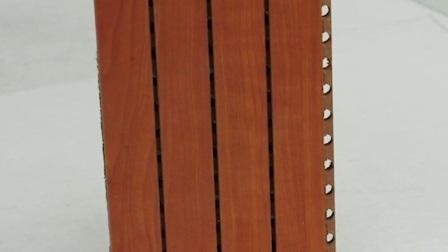 Grün und umweltfreundlich Ideal Dekorative Wand und Decke Holzholz Akustikpanel
