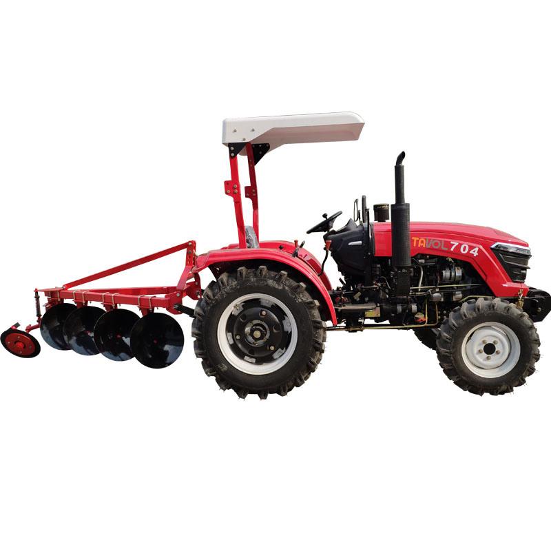 安い中国のトラクター 70HP の農場のトラクター販売のため