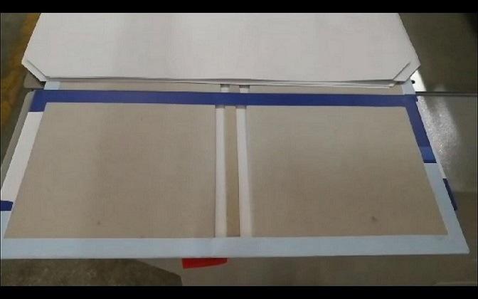 Hohe Präzision Harte Abdeckung, Die Maschine Herstellt