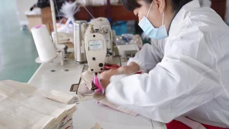 Veiligheidshandschoenen van Chinese katoenen canvas
