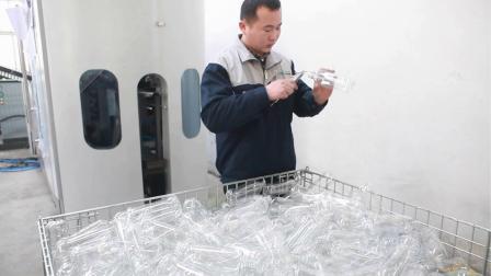 Automatische Pet Kunststoff Wasser Flasche Blasformen / Formung Machen Maschine
