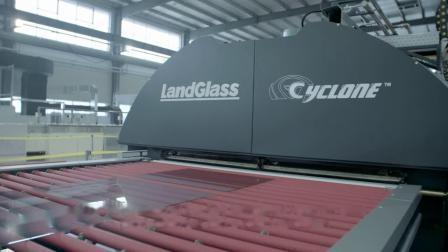 Landvac безопасности и экономии энергии закаленное 8.3mm с вакуумной изоляцией стекла