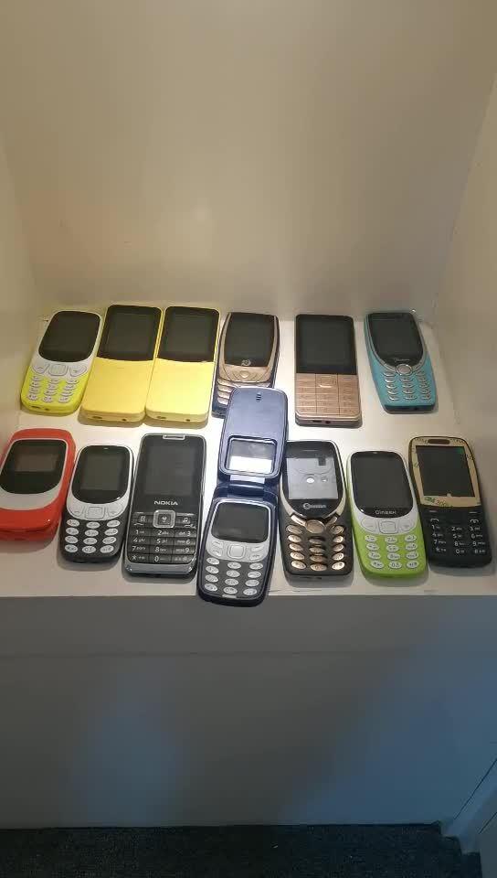 Neues Mobiltelefon für Senioren mit Unterstützung für GSM (850/900/1800/1900)