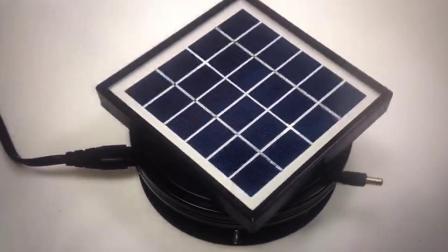 Illuminazione portatile chiara esterna LED della lampada di energia di Bullsolar con il comitato alimentabile di energia solare