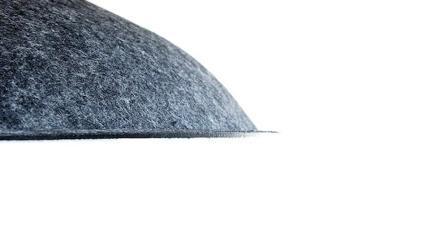 Die Sicherheit der fliegenden Untertasse Form Umwelt Haushalt Verzierung Polyester Lampenschirm