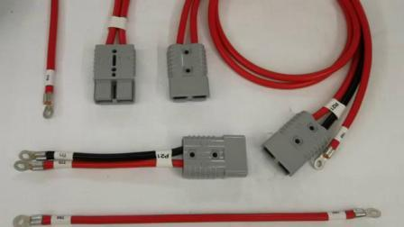 Positives Battery Cable Use 6AWG Red Wire