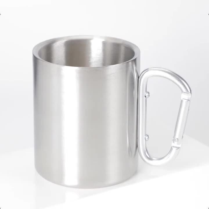 330mlはミルクの茶水ビールワインのコーヒーステンレス鋼のコップのホームを卸し売りする