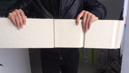 Faux-Ziegelstein-dekoratives Polyurethan PU-Zwischenlage-Panel für Wand-Umhüllung