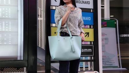 Fashion Gift Women Cosmetic Tote Bag Lady Handbags