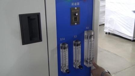 Rapide programmable le taux de changement rapide des cycles de température chambre d'essai ESS