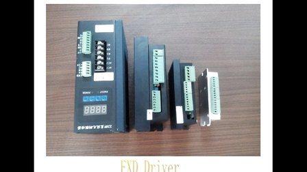 DC24V-48V elektrische borstelloze DC-motorcontroller voor snijmachine