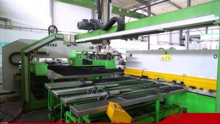 La zeolita Runner integra el equipo de tratamiento de gases de escape de la máquina