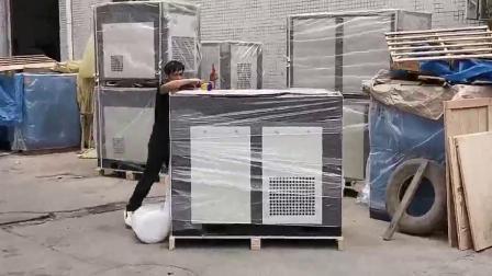 Zay-50 220V 50Hz 10bar 인버터 37kW 스크류 공기 압축기