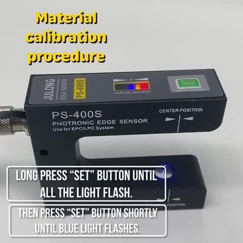 Julong Jltcm226b Manual del controlador de tensión para el freno de polvo magnético de la máquina de la máscara facial par motor 10kg.
